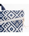 Tribal upholstery Backpack - Blava