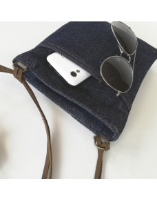 Denim bag MINI1