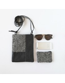 Mini bag ZEBRA