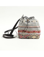 Tribal bucket Bag